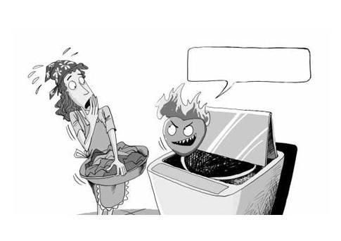 洗衣店洗坏衣服怎么办?这些解决办法可以借鉴