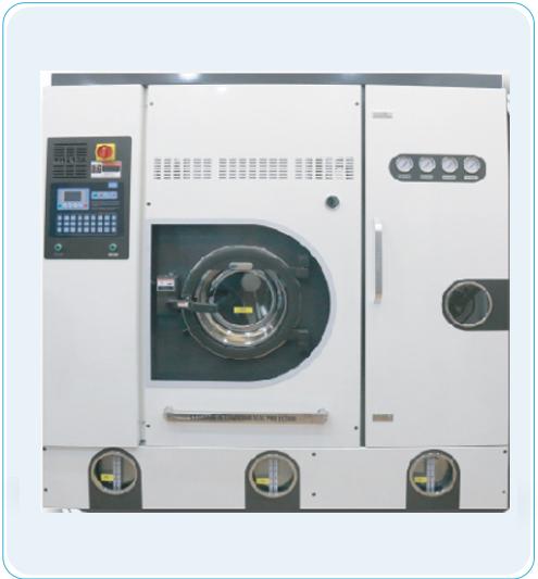 全自动全封闭四氯乙烯干洗机(精品机型)