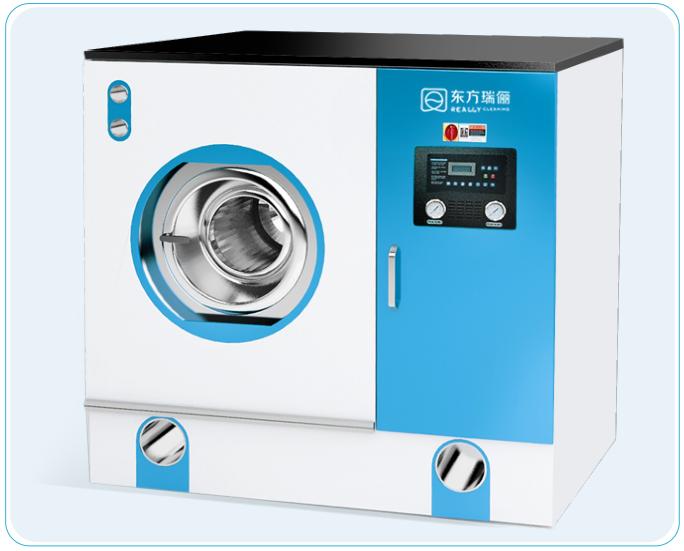 双缸双滤全自动变频石油干洗机
