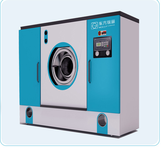 豪华变频石油干洗机