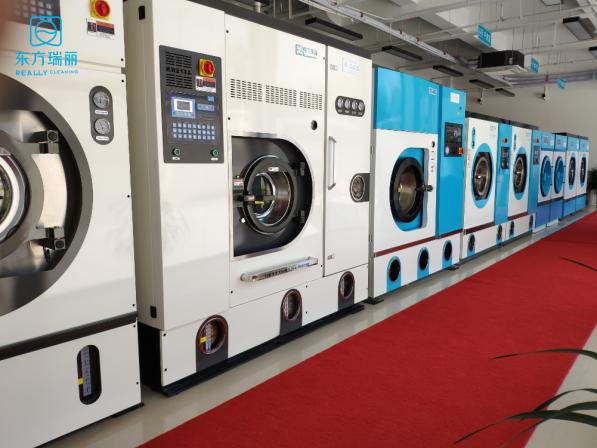 哪家洗衣连锁设备好?东方瑞俪洗衣设备坚固且精密