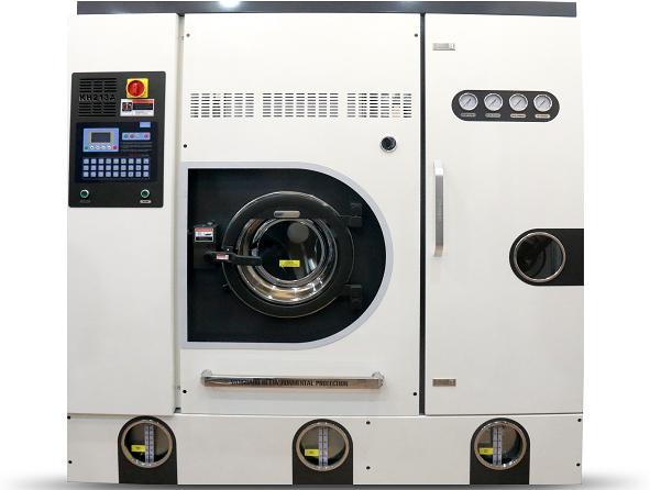 2020开启式干洗机将面临全面淘汰,全封闭干洗机成干洗店标配