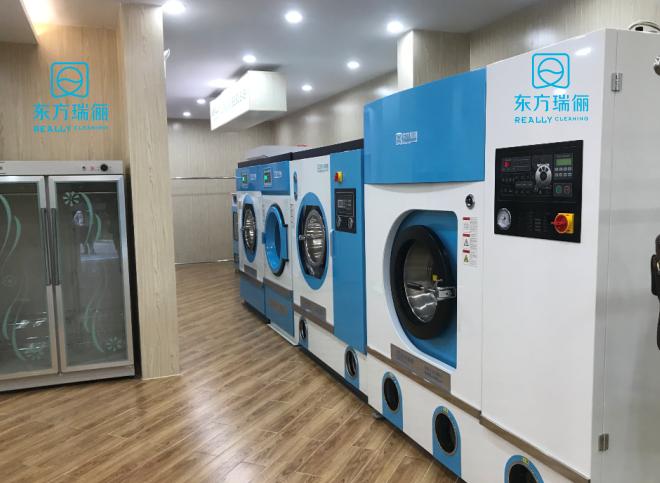 东方瑞俪干洗店加盟 高品质设备是你营收利器