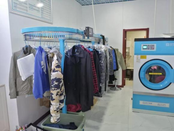 干洗需求越发高涨,开东方瑞俪干洗店显然是明智的